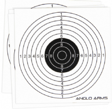 Pack of 50 Paper Targets